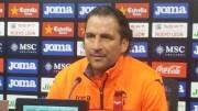 Juan Antonio Pizzi, entrenador del Valencia CF