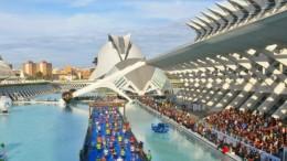 La Ciudad del Running se viste de oro para recibir a los más de 19.000 corredores del Maratón Valencia