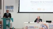 """Puig apunta a la innovación como """"ingrediente fundamental"""" para garantizar la productividad de la economía valenciana"""