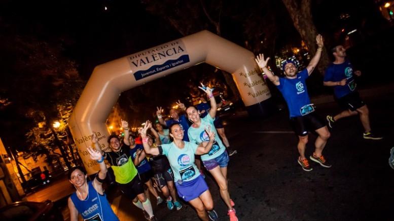 La 15K Nocturna Valencia Banco Mediolanum agota sus 1.000 primeros dorsales en menos de 6 horas