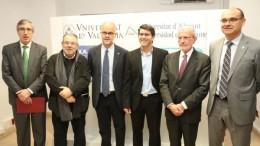 Las universidades de Alicante y Valencia coeditan el informe La innovación empresarial en Ontinyent y su entorno