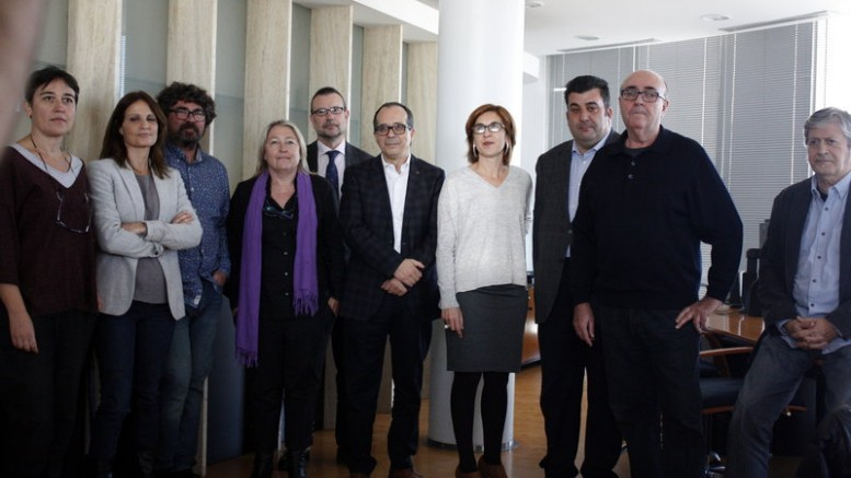 Comunicat del Consell Rector de la Corporació Valenciana de Mitjans de Comunicació