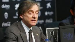 García Pitarch ya es historia, dimisión irrevocable