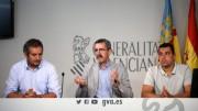 Els torns de personal del telèfon '112 Comunitat Valenciana' es reforcen un 7% la Nit de Nadal i un 2% el dia de Nadal