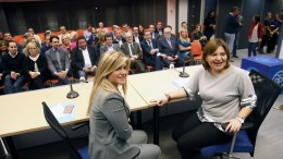 """Eva Ortiz: """"La participación de los militantes en la elección del Presidente del PP es un paso de apertura en el partido"""""""