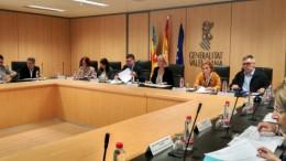 La Generalitat y los sindicatos recuperan los derechos laborales de los trabajadores de la Administración de Justicia de la Comunitat Valenciana