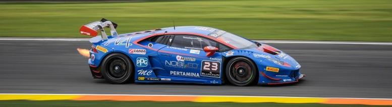 campeonato mundial Lamborghini