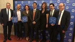 S2 Grupo reconocida por su trayectoria empresarial por la Universitat Politècnica de València