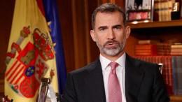 Felipe VI: «No es tiempo para fracturas, sino para abrirse al mundo»
