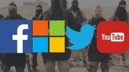 Facebook, Microsoft y Twitter crean una base de datos contra el terrorismo