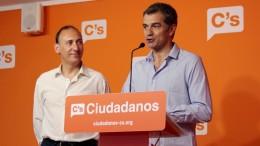 Ciudadanos pide al Gobierno eliminar los límites de velocidad y mejorar los accesos en la línea ferroviaria Valencia-Zaragoza