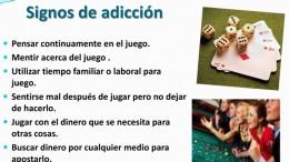 Sanidad ofrece a los centros escolares formación preventiva ante las adicciones al juego online
