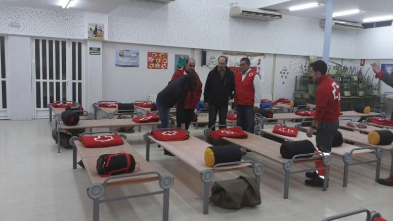 Cruz Roja mantiene a sus equipos de emergencia en alerta en toda la Comunidad Valenciana