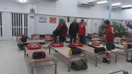 Los Equipos de Emergencia de Cruz Roja permanecen en alerta debido al fuerte temporal que azota a la Comunidad Valenciana