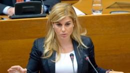 """Eva Ortiz: """"La ampliación del Botànic demuestra la incapacidad de Puig y Oltra para gobernar"""""""