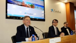 La Generalitat y CaixaBank coinciden en la necesidad de abordar la infrafinanciación de la Comunitat Valenciana