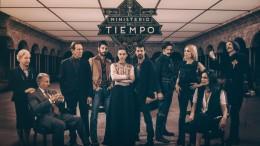 La Generalitat atrae a la serie El Ministerio del Tiempo