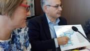 Boira destaca la implicación de la sociedad y de la Administración autonómica para subrayar la necesidad del Corredor Mediterráneo