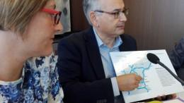 El secretario autonómico Josep Vicent Boira entrega los premios de Cartografía y Territorio Pare Tosca