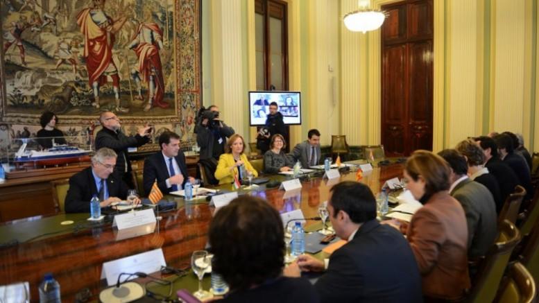 El Consell solicita al Gobierno la adopción de medidas para paliar los daños ocasionados en el sector agrario por la sequía, el calor y las lluvias torrenciales de 2016