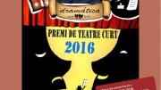 L'Institut Valencià de Cultura presenta 'Curts 2016' al teatre Arniches