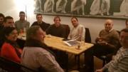 Cristiano Brown busca en Alicante y Valencia apoyos para estar al frente de UPYD