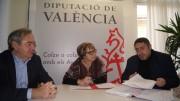 La Diputación y arqueólogos valencianos mantendrán la asistencia a los municipios más pequeños