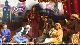 L'Institut Valencià de Cultura programa l'espectacle musicoteatral 'La volta al món en 80 melodies' a l'Auditori
