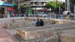 Círculo por la Defensa denuncia la suciedad y basura acumulada en el Portal dels Jueus