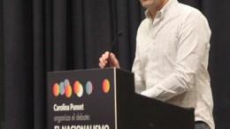 Gorka Maneiro pide al PSOE que rompa con el PSC