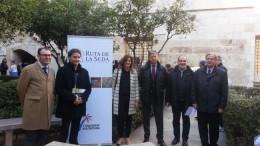 Valencia ya cuenta con un sendero urbano de la Ruta de la Seda 2016-2020