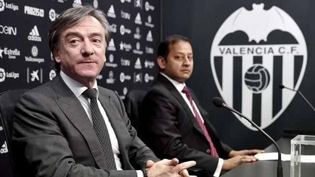 Suso García Pitarch presenta su dimisión como director deportivo del Valencia