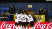 El Valencia CF ha vuelto y de qué forma con una valiosa victoria en Villarreal (0-2)