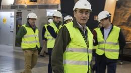 Ferrovial construirá para Iberdrola la central hidroeléctrica de Gouvaes, en Portugal, por 80 millones de euros