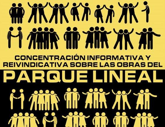 Benimàmet exige un calendario claro para reanudar las obras del parque lineal