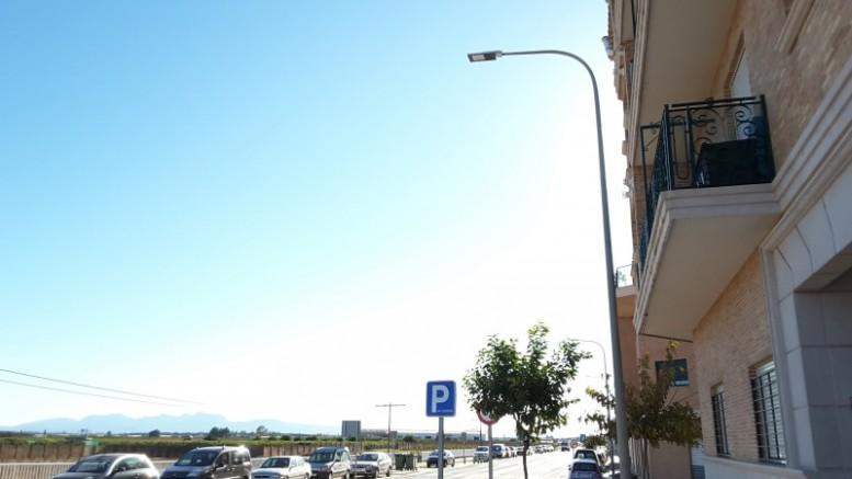 El Ayuntamiento de Almussafes instalará lámparas de tecnología LED en todo el caso urbano