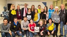 Más de 13.000 atletas inauguran el año corriendo con el 10K Valencia Ibercaja