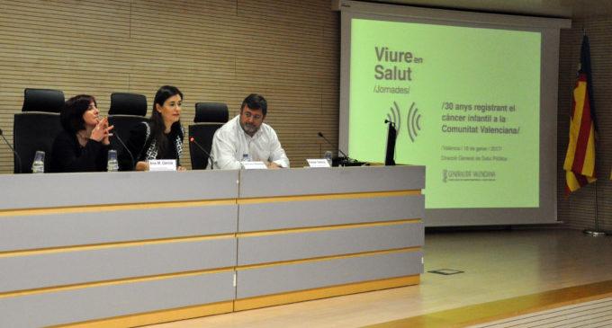 Sanitat conmemora el 30 aniversario del Registro de Cáncer Infantil de la Comunitat Valenciana