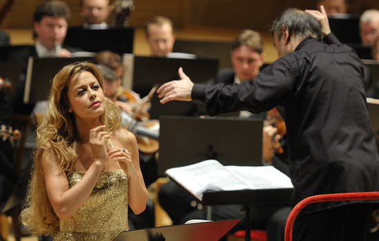 "Elena Zhidkova i Nikolai Schukoff canten ""Das Lied von der Erde"", de Mahler, al Palau de les Arts"