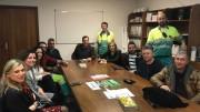 """Bastidas exige a Puig y Oltra """"compromiso y apoyo para la continuidad de Lafarge"""""""