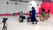El Consorci de Museus col·labora amb el centre d'art Etopia i porta 'File_Génesis' a Saragossa