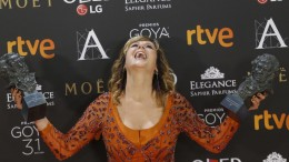 Premios Goya del cine español 2017