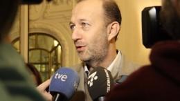 """Alexis Marí: """"Que suba el paro por encima de la media demuestra la inacción del Consell para crear empleo"""""""