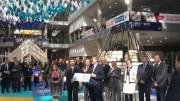 """Puig aboga por la participación de """"instrumentos de la Generalitat como el IVACE, la nueva Agència de Innovació y el IVF"""" para fortalecer el sector cerámico valenciano"""