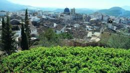 Cebrián es reuneix amb l'alcalde de Callosa d'en Sarrià per a estudiar solucions davant dels danys causats pel temporal