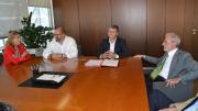 """l Consell apueba un convenio entre el Servef y la Universitat de València para crear la cátedra """"Innova Servef-UV"""""""