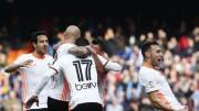 El Valencia CF se reencuentra con una valiosa victoria ante el Athletic Club (2-0)