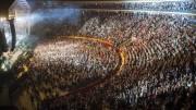 Las giras de Sabina, Bisbal y Ricky Martin y el 'pressing catch' consolidan la Plaza de Toros como recinto de ocio