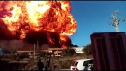 La Generalitat activa el Plan Territorial de Emergencias de la Comunitat Valenciana en situación 1 por el incendio en una empresa química de Paterna