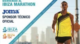 Joma vestirá al Ibiza Marathon y al Ibiza 12K